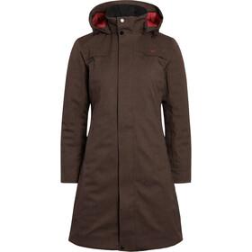 Y by Nordisk Tana Elegant Down Insulated Coat Women demitasse